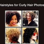 Plus de 100 photos de cheveux bouclés et frisés