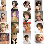 160 coiffure femme avec cheveux mi-longs