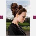 Plus de 170 idées de coiffures pour les fêtes de fin d'année