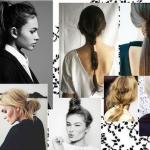 20 idées de coiffures simples et chic pour les filles pressées