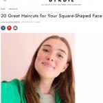 20 coiffures idéales pour un visage carré