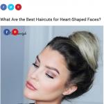 20 coupes pour un visage en forme de coeur