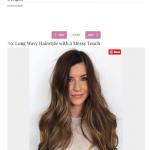 60 coiffures chic qui conviennent à un visage allongé