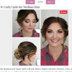60 styles de coiffures pour embellir un visage rond
