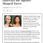 8 célébrités au visage carré bien coiffées