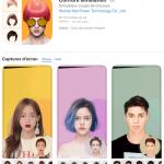 Applis coiffure iPhone et iPad (iOS)