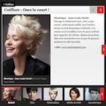Idées coiffures courtes femme