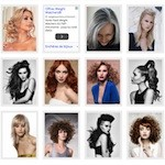 Galerie photos cheveux longs