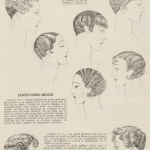 La coiffure de Paris, journal professionnel, années 1927 à 1950