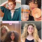 Vidéos TikTok avec #curlyhairtutorial