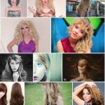 Photos de blondes frisées et bouclées sur Flickr