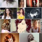 Femmes aux cheveux frisés et bouclés sur Flickr