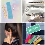 Accessoires décoratifs pour cheveux sur TikTok avec #hairclips