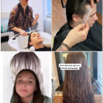 Hashtags #coiffure sur TikTok