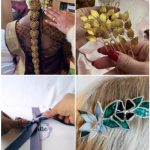 Accessoires décoratifs pour cheveux sur TikTok avec #hairjewelry