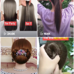Hairstyle Wig