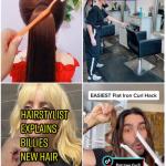 Vidéos TikTok avec #hairstylistlife