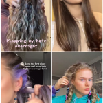 Vidéos TikTok avec #heatlesscurls