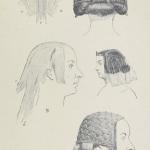 Histoire de la coiffure féminine, par la Comtesse Marie de Villermont (1848-1925)