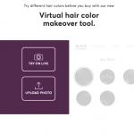 Madison Reed (coloration virtuelle en ligne)