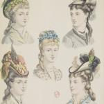 La revue de la coiffure et des modes (1874-1875)