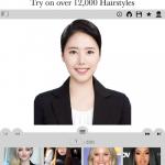 Virtual Hairstyler (simulation coiffure)