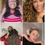 Vidéos TikTok avec #tiktokcurls