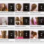 Coiffures Simple (tutos coiffure YouTube)