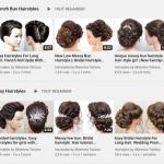 Hairstyles by Sklemina Tatiana, tutos de belles coiffures de soirée