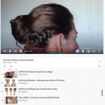 Marion Blush : Tutos de coiffures à base de tresses en français